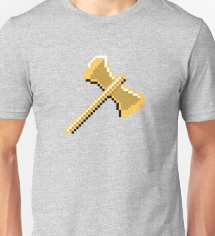 8 Bit Golden Axe Unisex T-Shirt