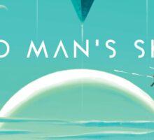 No Man's Sky (PS4) Sticker