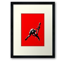 The Clash Framed Print