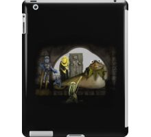 Kermit the Hutt iPad Case/Skin