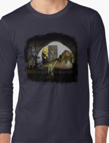 Kermit the Hutt Long Sleeve T-Shirt