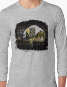 Kermit the Hutt Long Sleeve T-Shirt