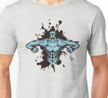 Muscle monster man Unisex T-Shirt