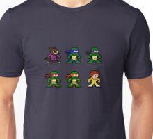 8-bit TMNT Classic Unisex T-Shirt