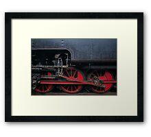 The Locomotive Framed Print