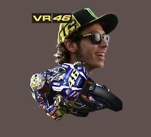 Valentino Rossi (The Doctor) Yamaha Factory Racing Unisex T-Shirt