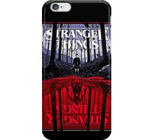 Stranger Things Upside Down iPhone Case/Skin
