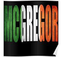 McGregor Poster