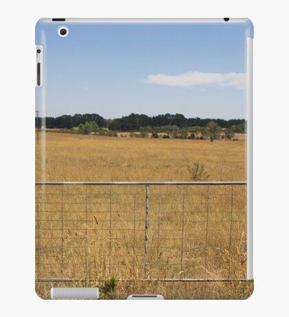 Rural gateway iPad Case/Skin