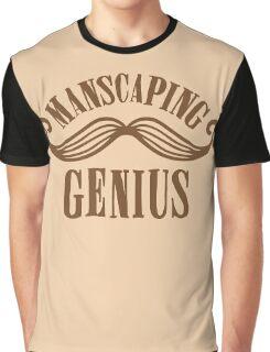 manscaping genius Graphic T-Shirt
