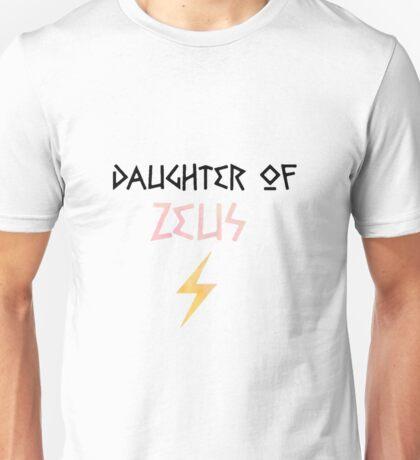daughter of zeus Unisex T-Shirt