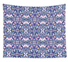 Flora Cosmica Wall Tapestry
