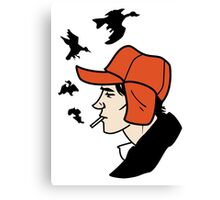 Holden Caulfield  Canvas Print
