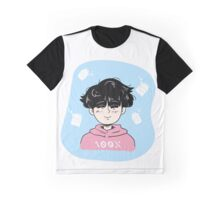 He likes milk Graphic T-Shirt