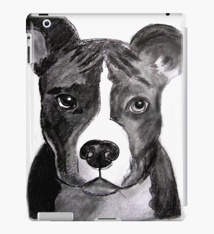 Good Dog Pit Bull iPad Case/Skin