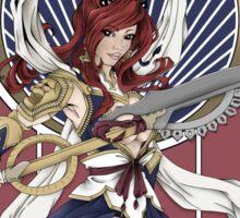 Titania Erza - Queen of the Fairies Sticker
