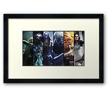 Suicide Crew Framed Print
