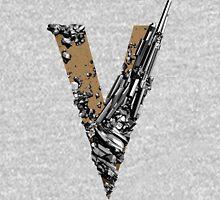 Metal Gear Survive - V Unisex T-Shirt