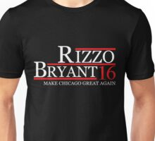 RIZZO BRYANT 2016 for President T-Shirt Unisex T-Shirt