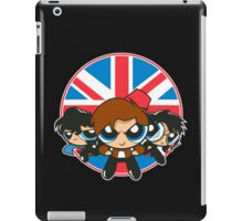 Powerpuff Brits iPad Case/Skin