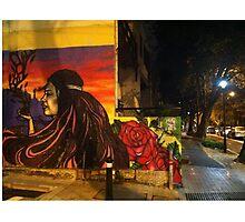 Surry Hills graffiti, Australia Photographic Print