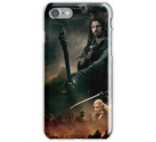 The_battle_of_the_five_armies wide iPhone Case/Skin
