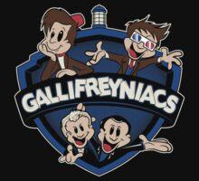 Gallifreyniacs Kids Clothes