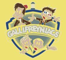 Gallifreyniacs One Piece - Short Sleeve