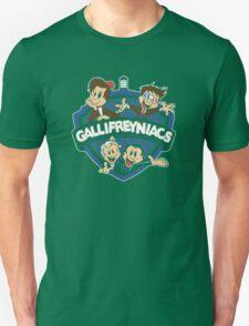Gallifreyniacs Unisex T-Shirt