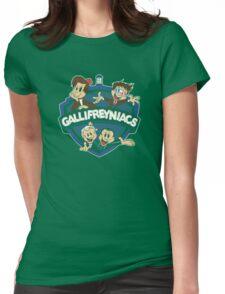 Gallifreyniacs Womens Fitted T-Shirt