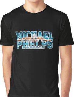 michael phelps Graphic T-Shirt