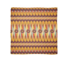 Colorful ethnic pattern Scarf