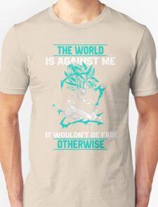 Saiyan T-shirt - vegeta Unisex T-Shirt