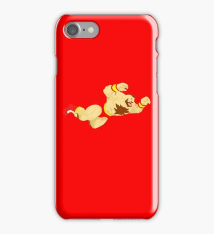 Zangief Minimal  iPhone Case/Skin