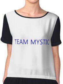 Team Mystic Basic Chiffon Top