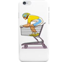 Retail Racer iPhone Case/Skin