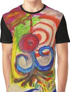 Colour Splash Graphic T-Shirt