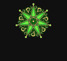 Elven Star, Symbol Perfection & Protection, Heptagram, Magic T-Shirt
