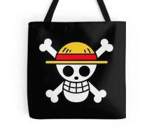 Luffy Logo Tote Bag