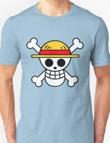Luffy Logo Unisex T-Shirt