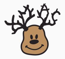 XMAS Reindeer T-Shirt