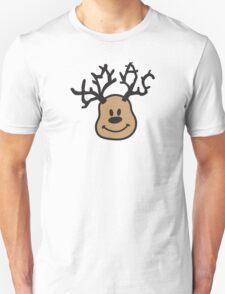 XMAS Reindeer Unisex T-Shirt