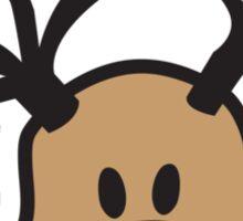 XMAS Reindeer Sticker