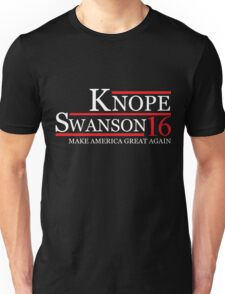 KNOPE SWANSON 2016 for President T-Shirt T-Shirt