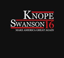 KNOPE SWANSON 2016 for President T-Shirt Unisex T-Shirt