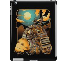 Steampunk Neighbor iPad Case/Skin