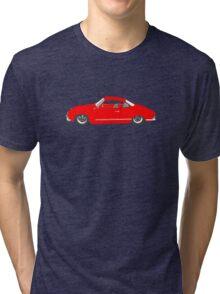 Red Karmann Ghia Tri-blend T-Shirt