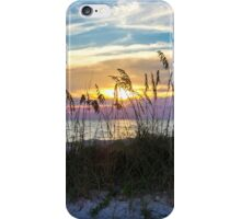 Rainbow Sky at Sunset iPhone Case/Skin