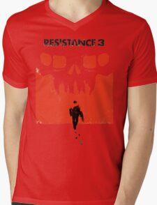 Resistance 3 Capelli Walks Mens V-Neck T-Shirt