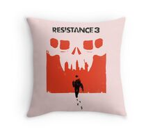 Resistance 3 Capelli Walks Throw Pillow